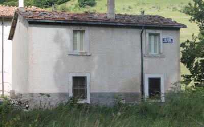 Pescocostanzo - località Bosco S. Antonio