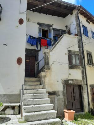 Pescocostanzo - Largo Chiaverini